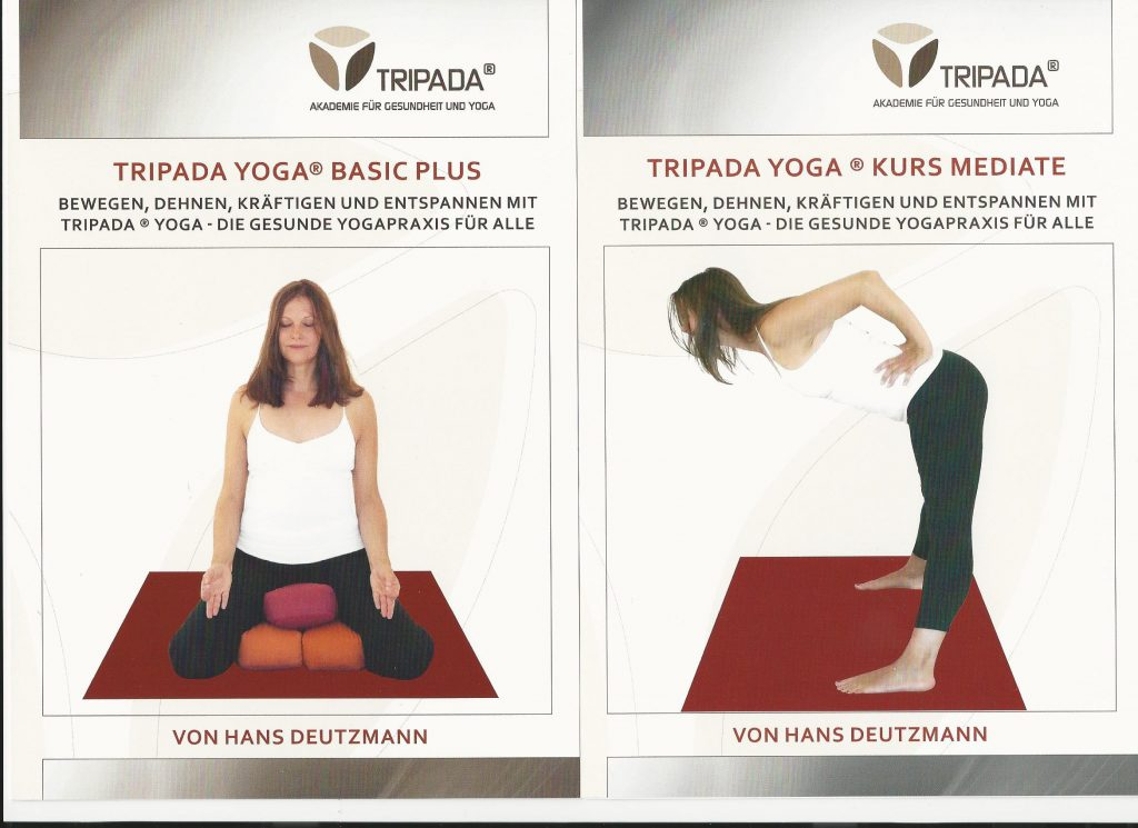 Handout Tripada Yoga ® Basic Plus und Mediate erschienen