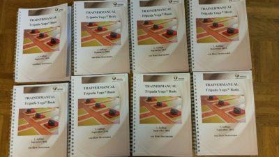 Tripada ® Trainermanual Basic publiziert