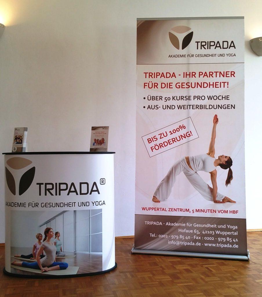 Die Tripada ® Messetheke ist da!